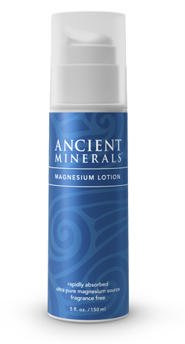 Ancient Minerals Magnesium Lotion- 5 fl oz / 150ml