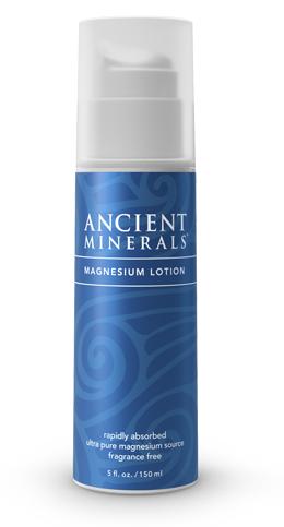 Ancient Minerals Magnesium Lotion- 5 fl oz / 150ml