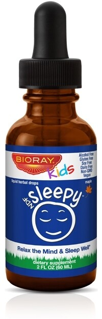 NDF Sleepy - Bioray Kids