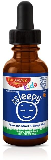 NDF Sleepy - Bioray Kids