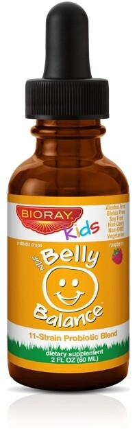 NDF Belly Balance - Bioray Kids