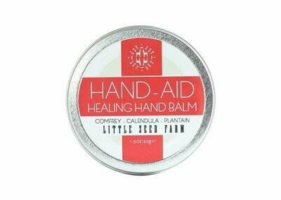 Hand-Aid Healing Hand Balm - Little Seed Farm