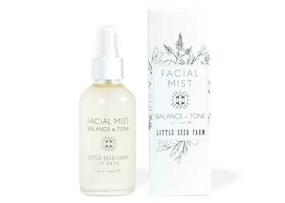 Toning Facial Mist - Little Seed Farm