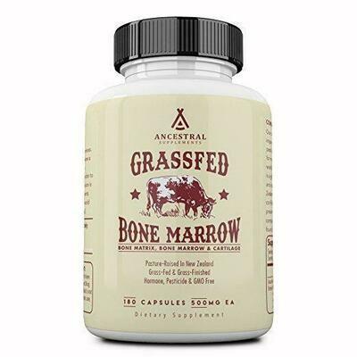 Grassfed Bone Marrow - Ancestral Supplements