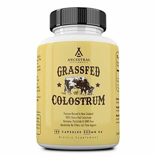 Grassfed Colostrum - Ancestral Supplements