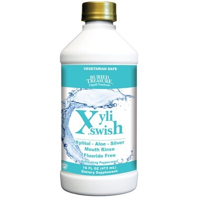 Xyli Swish All Natural Mouthwash