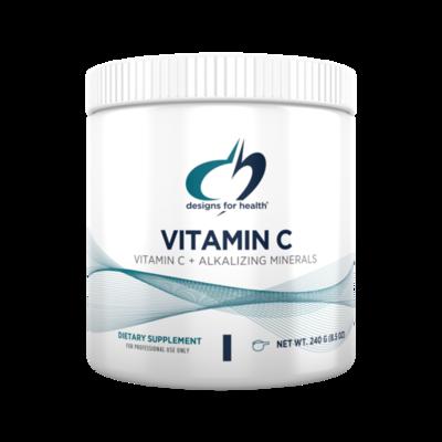 Vitamin C + Alkalizing Minerals- 8.5oz