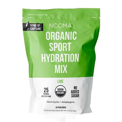Nooma Organic Sport Hydration Mix