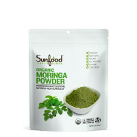 Sunfood- Moringa Powder, 8oz, Organic