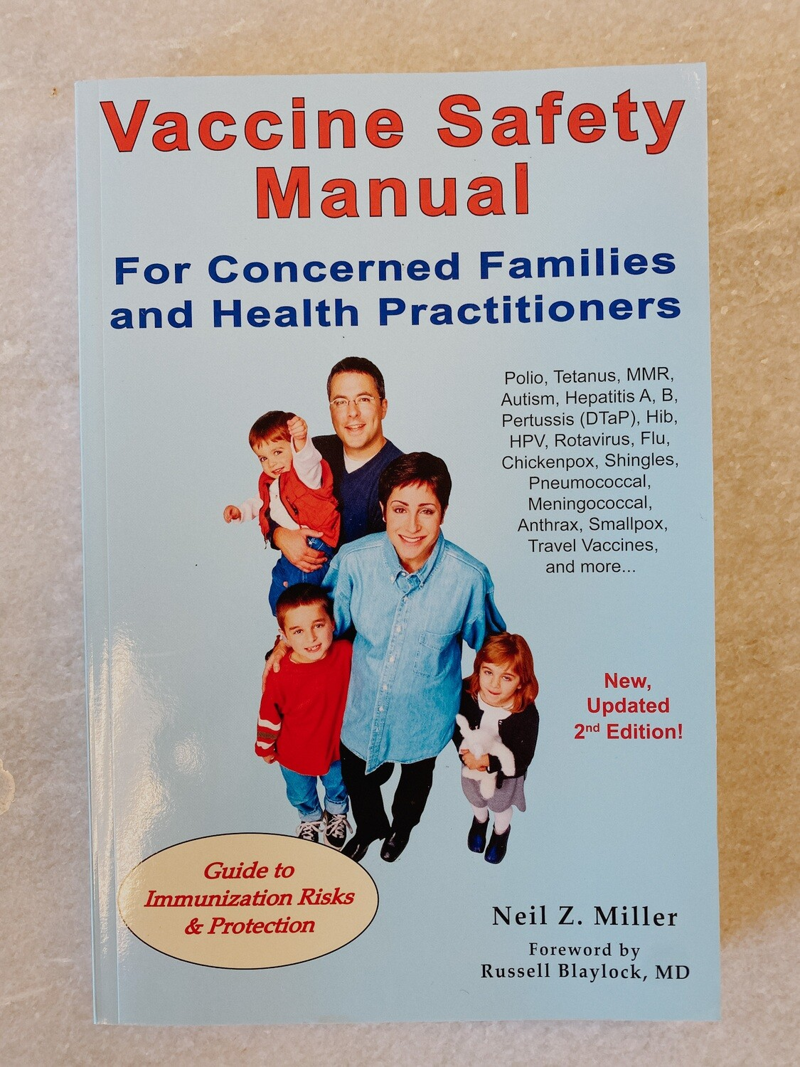 Vaccine Safety Manual Book
