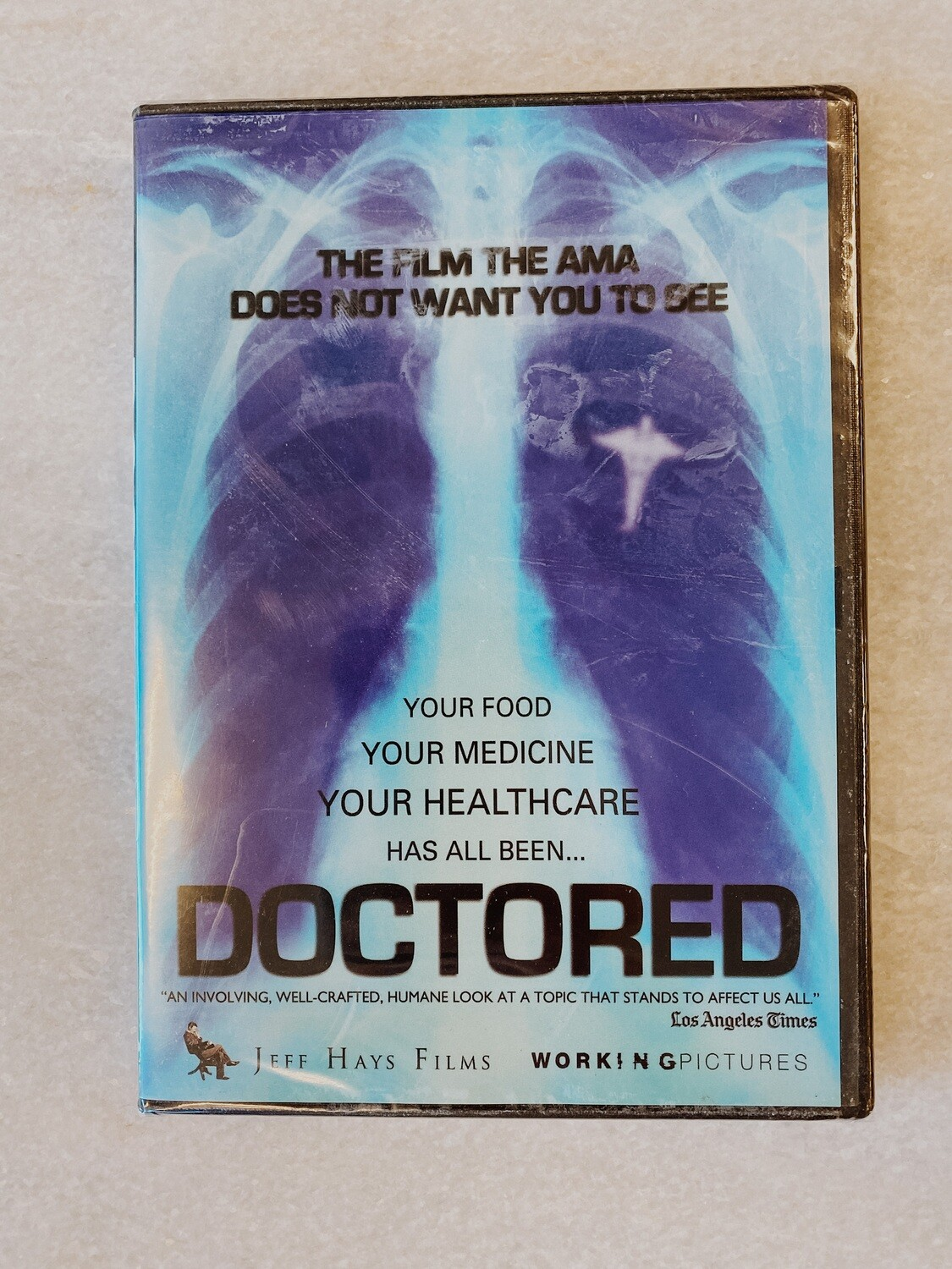 Doctored DVD