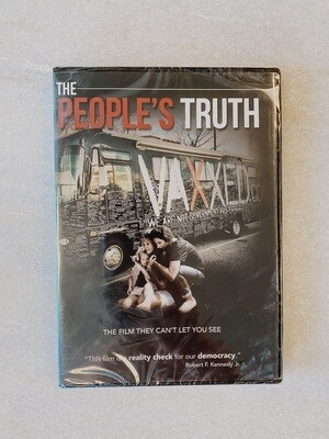 The People's Truth DVD
