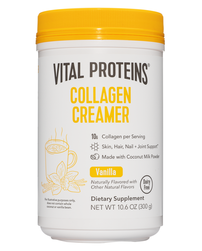 Vanilla Collagen Creamer - Vital Proteins