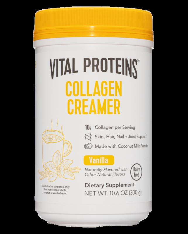 Vanilla Collagen Creamer - Vital Proteins