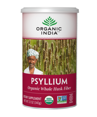 Psyllium Husk Fiber - Organic India