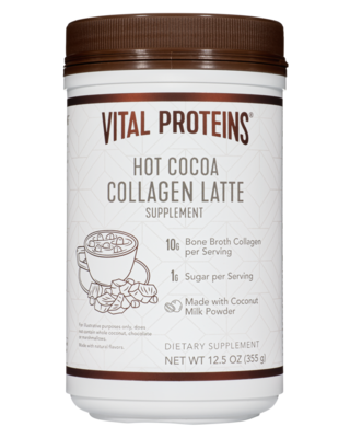 Hot Cocoa Collagen Latte - Vital Proteins