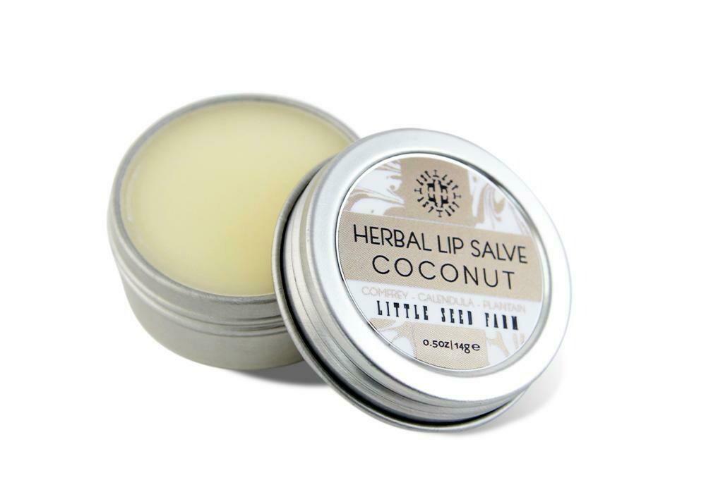 NEW!! Coconut Lip Salve 0.5 oz