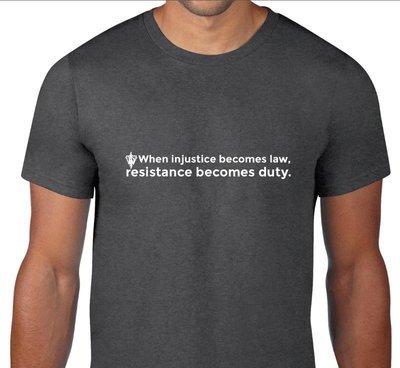 Resistance Shirt - Grey