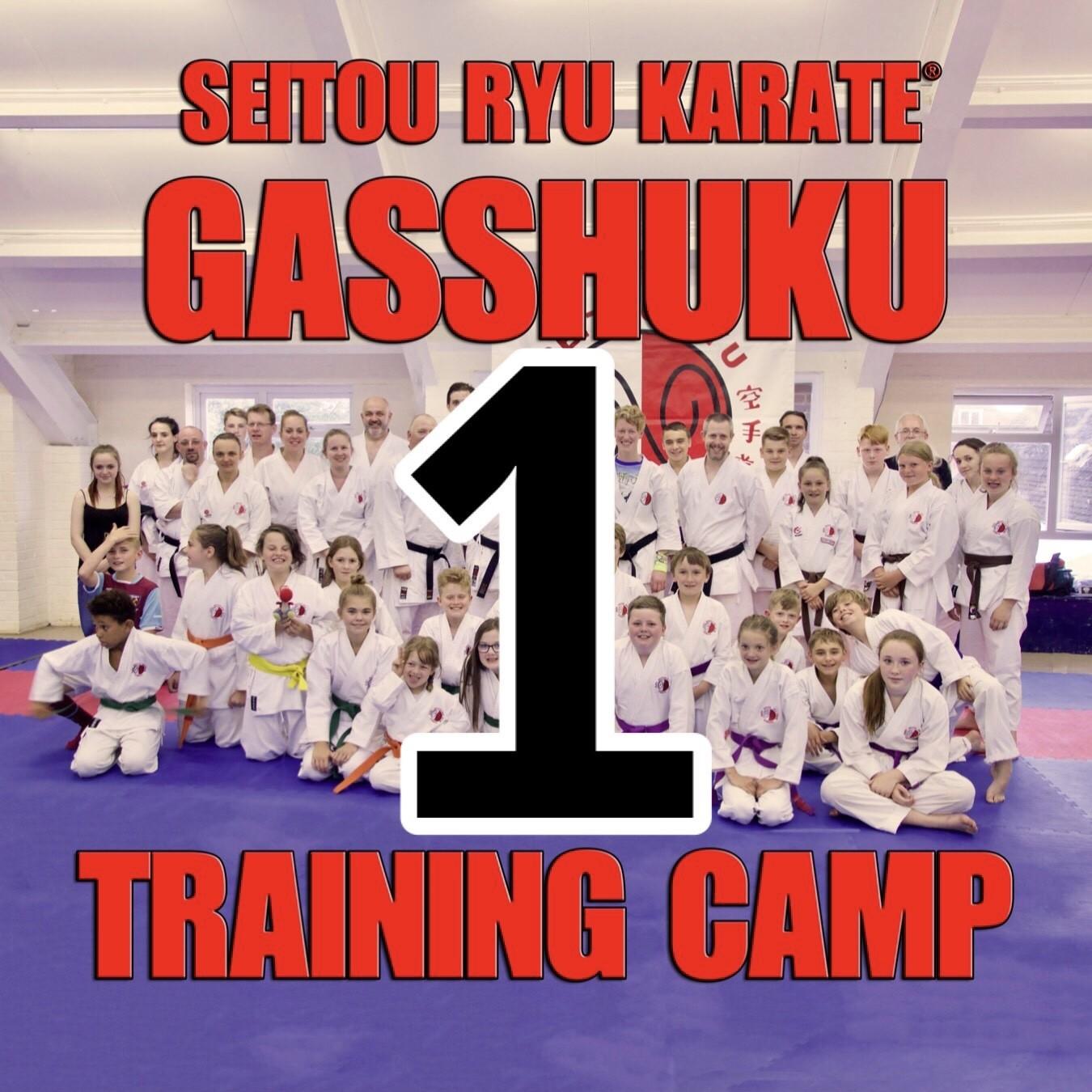 Gasshuku Winter Camp (1 Day)