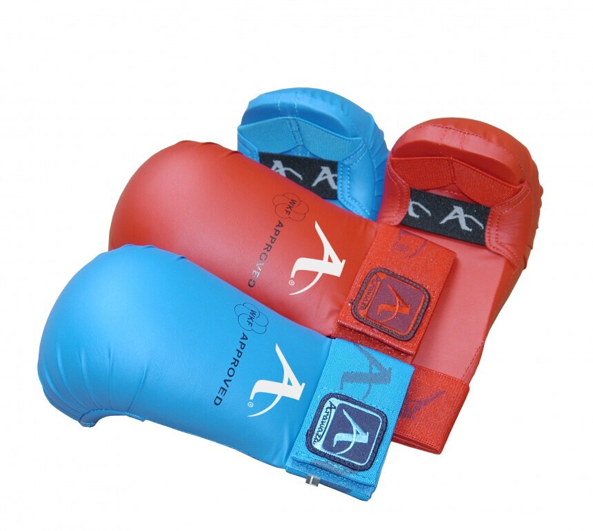 Arawaza WKF Karate Gloves