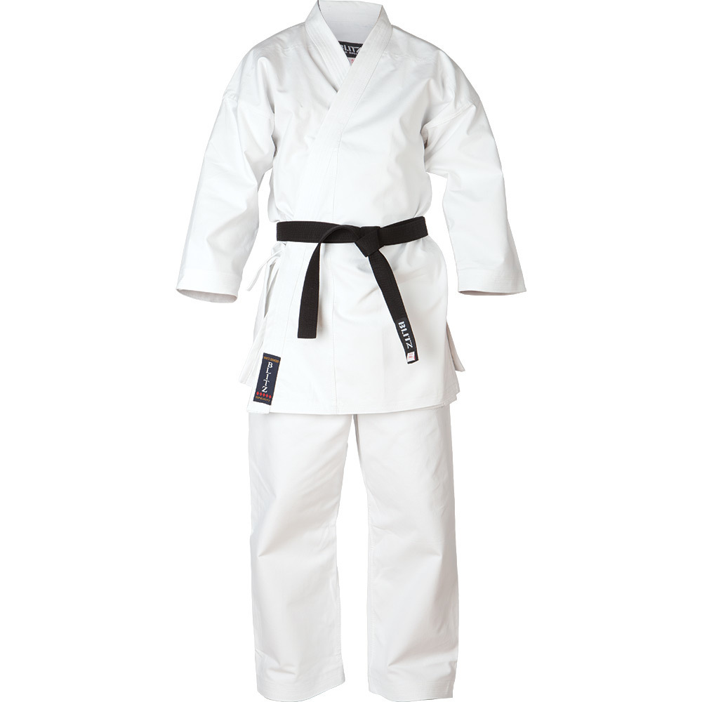 Blitz White Diamond Karate Gi (Adult)