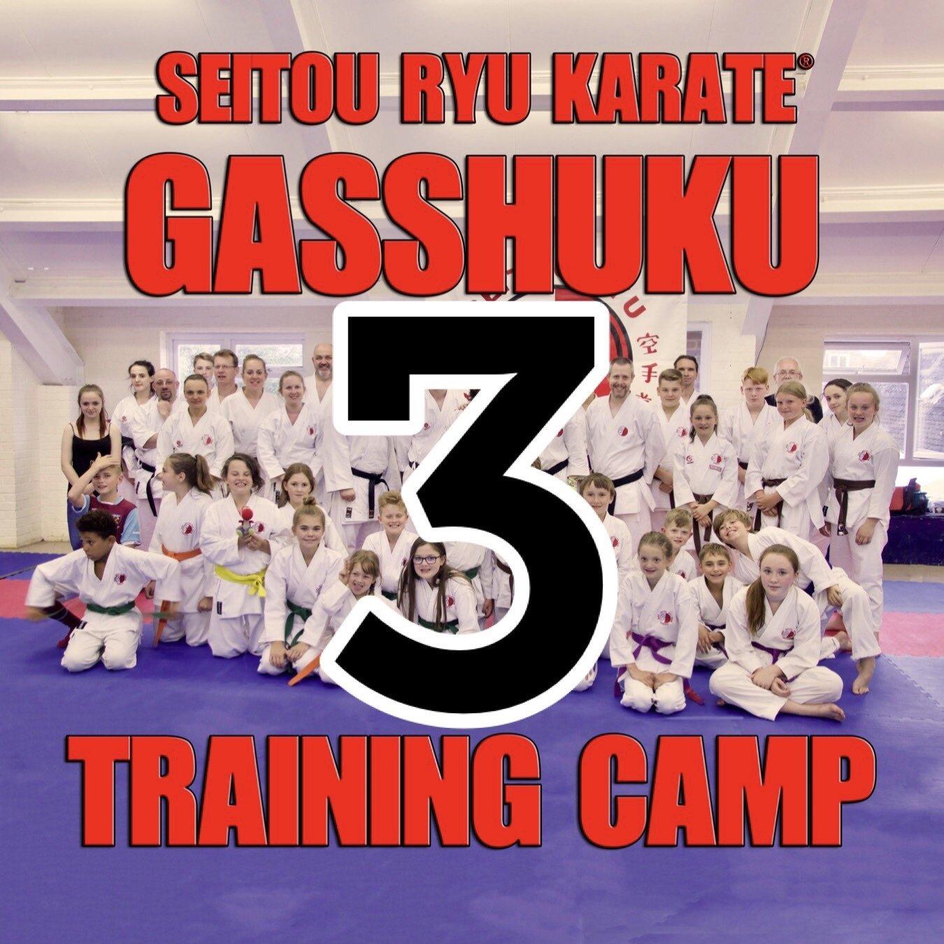Gasshuku Winter Camp (3 Days)