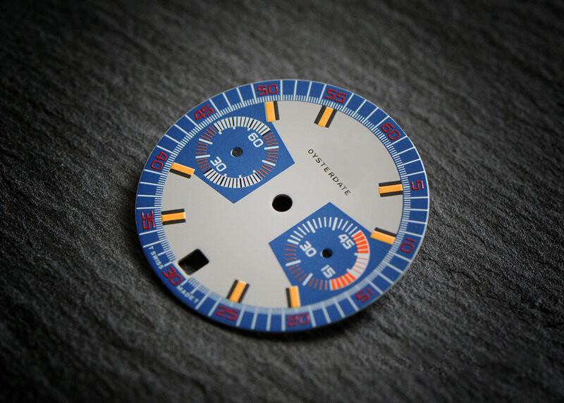 T Monte Carlo 7159 blue dial