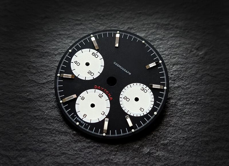 Dayto black 6263 dial