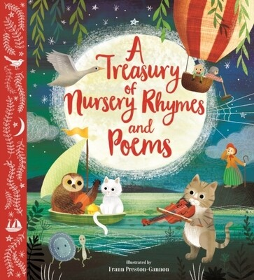 A Treasury of Nursery Rhymes and Poems - Signed copies
