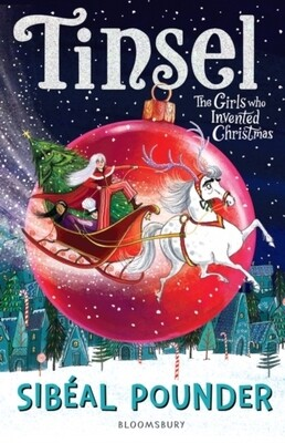 PRE-ORDER Tinsel: The Girls Who Invented Christmas