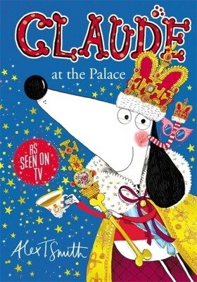 Claude at the Palace - Signed copies