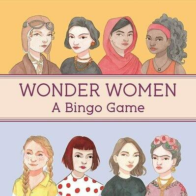 Wonder Women A Bingo Game