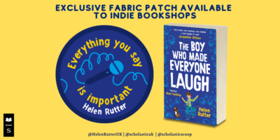 The Boy Who Made Everyone Laugh - pre-order giveaway