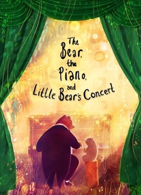 The Bear, the Piano and Little Bear's Concert