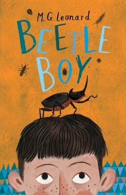 Beetle Boy (The Battle of the Beetles book 1)