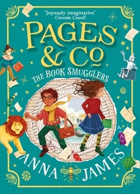Pages & Co: The Book Smugglers (Pages & Co Book 4)