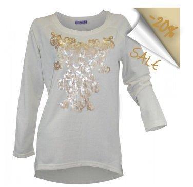 Goldenes Ornament T-Shirt