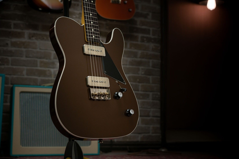Private Stock - Heartbreaker NEO P90's 3.17kg / 6.99lbs *Showroom Guitar*