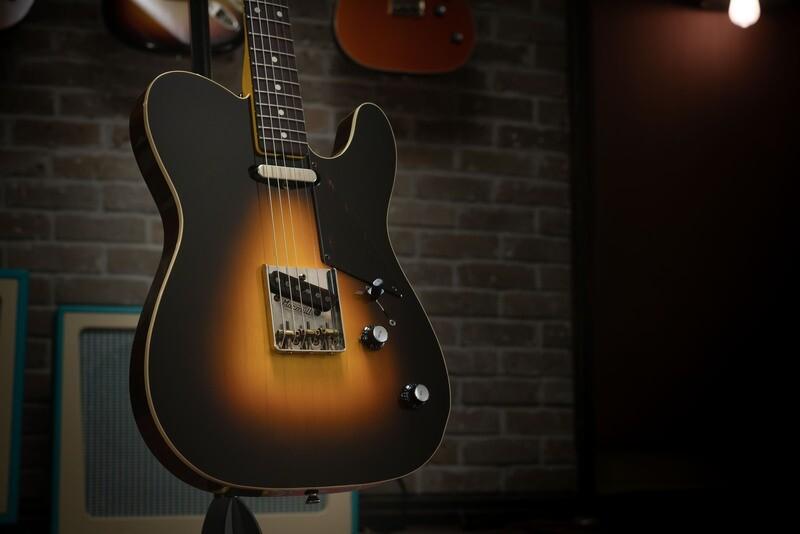 Superlight - Heartbreaker NEO 3.12kg / 6.88lbs *Showroom Guitar*