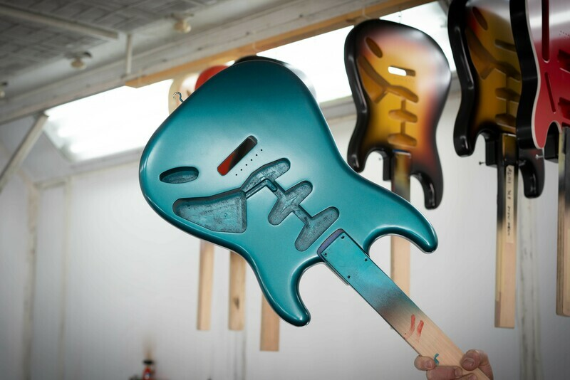 Private Stock S-Classic in Ocean Turquoise