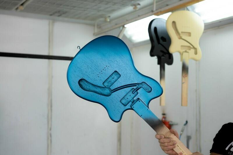 Stinger - Placid Blue