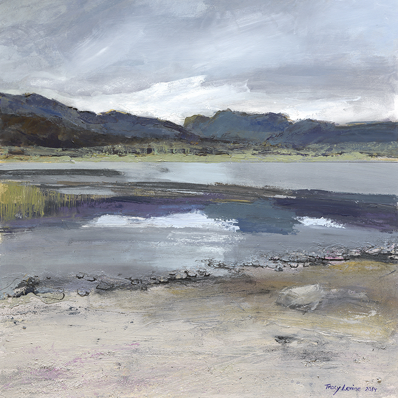 Elterwater. Reproduction print.