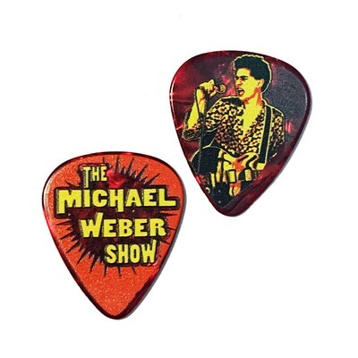 Signature Guitar Pick (two-sided)