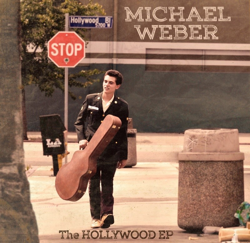The Hollywood EP (Physical CD)