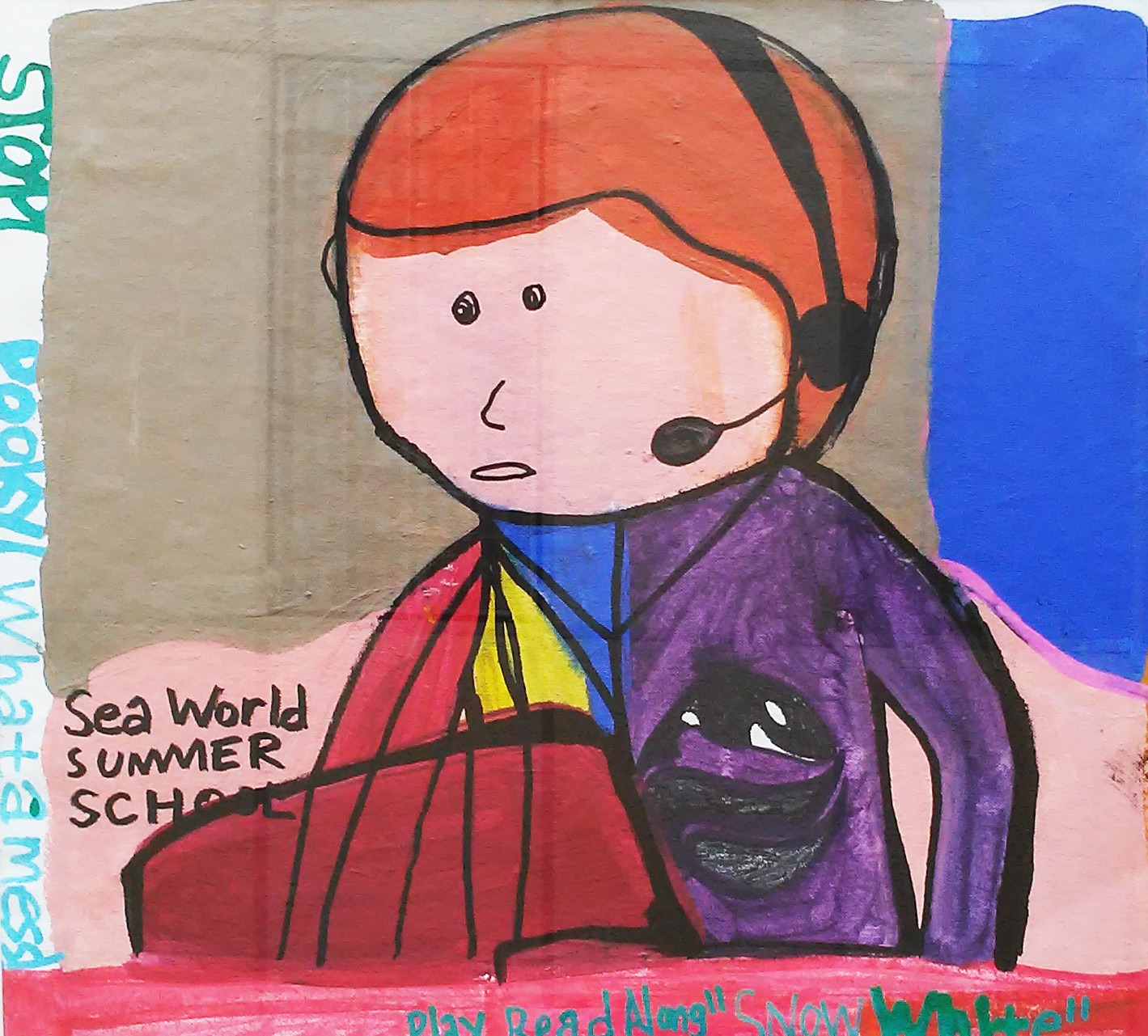 Sea World Summer School
