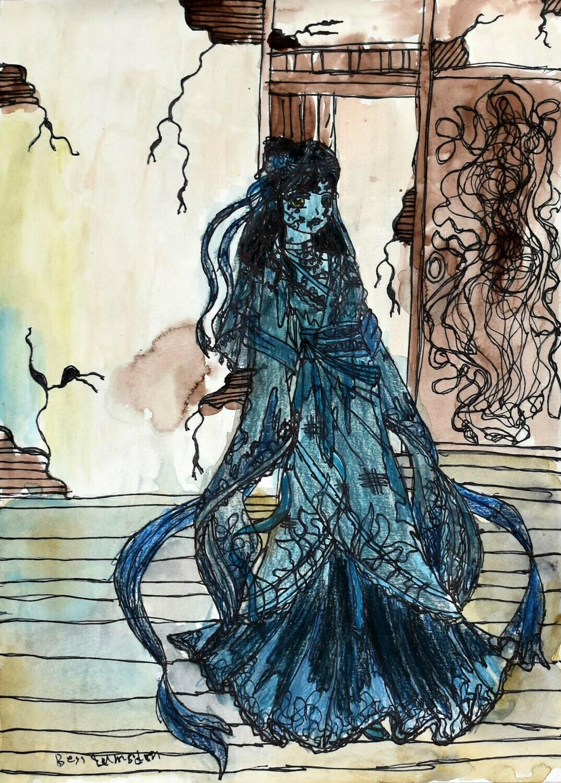 Ghost Bride Princess