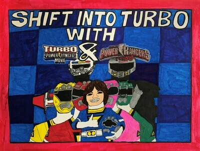 Shift Into Turbo