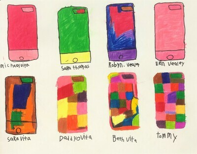 Of People & Phone Cases