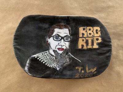 RBG Memorial Art Mask