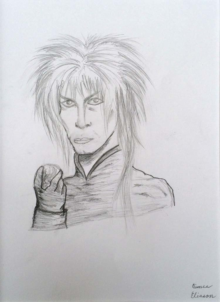 David Bowie Labryinth